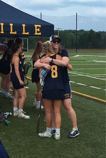 UHS Super Seniors Lacrosse Win Was Extra Special!