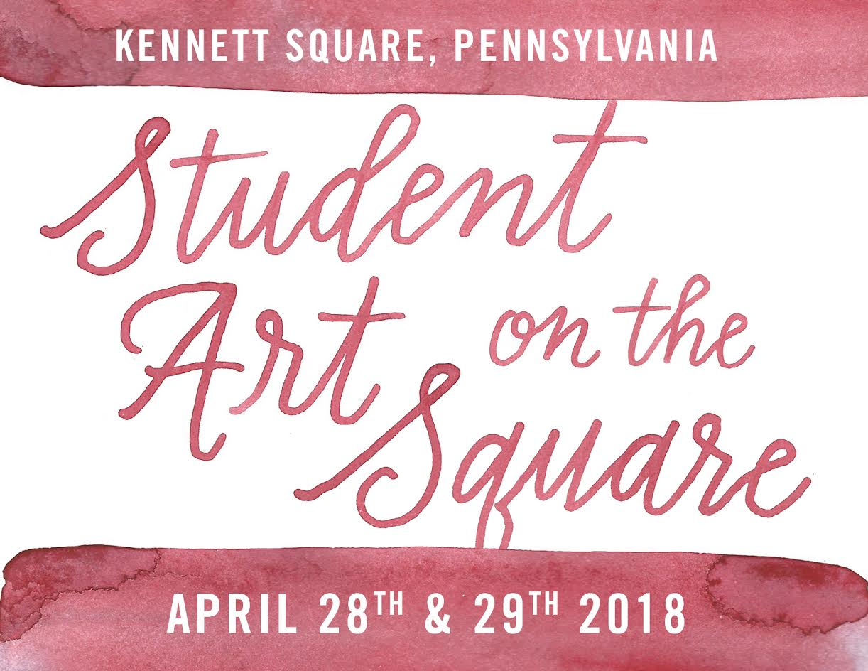 Student Art on the Square 2018